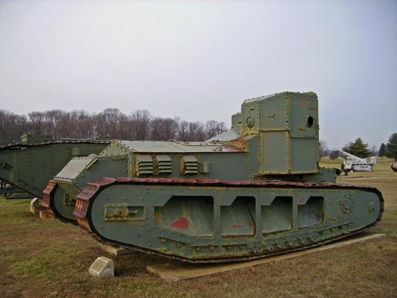 Tank Mk A