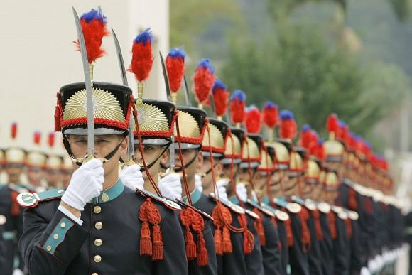 comandantes militares