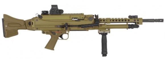 Metralhadoras MG 5