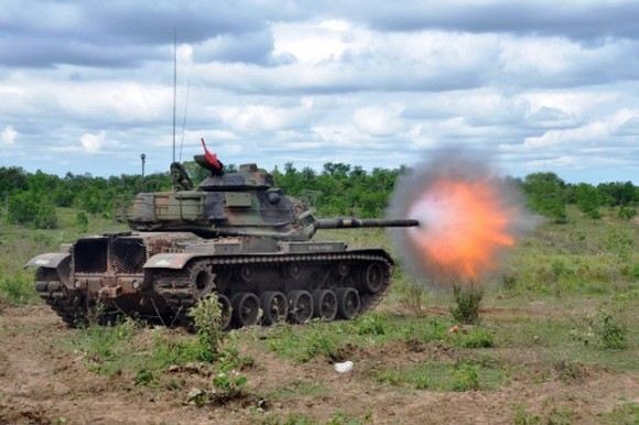 4ª Brigada de Cavalaria Mecanizada realiza Operação Guaicurus - FOTO EB1