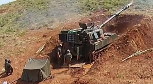 6b9f073414 16º Grupo de Artilharia de Campanha Autopropulsado – Operação Boina ...