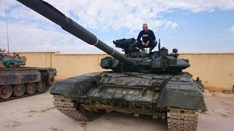 T-90 na siria 1