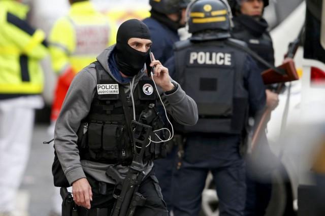 policial frances - foto reuters
