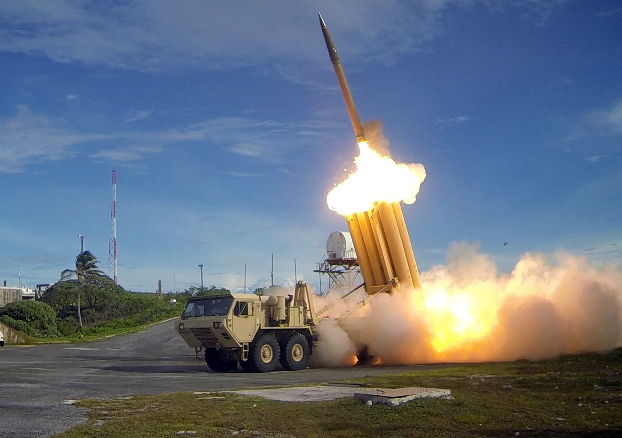 THAAD Missile-Defense