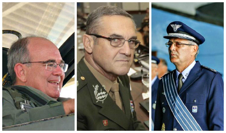 comandantes forças armadas