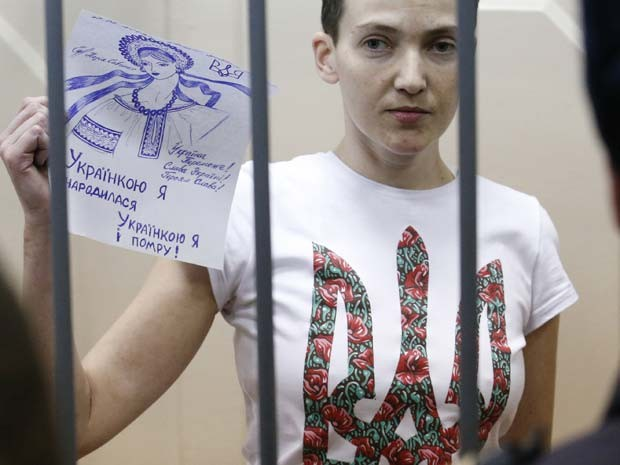 nadia-savchenko - foto reuters