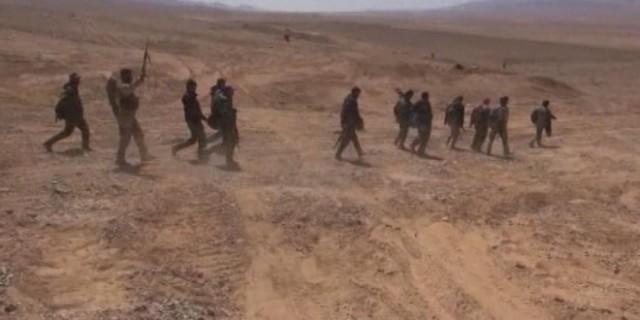Army-al-Qaryatain FOTO SANA
