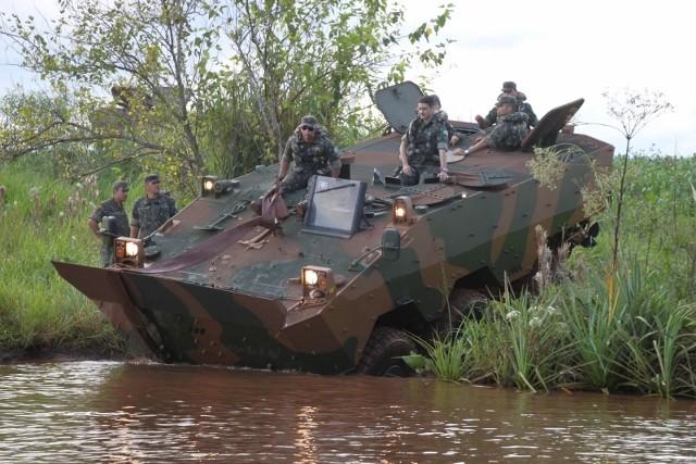 Guarani - navegacao fluvial