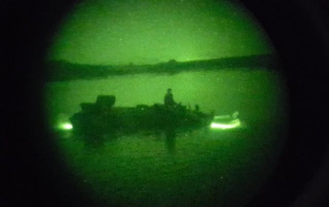 Guarani - navegacao fluvial noturna