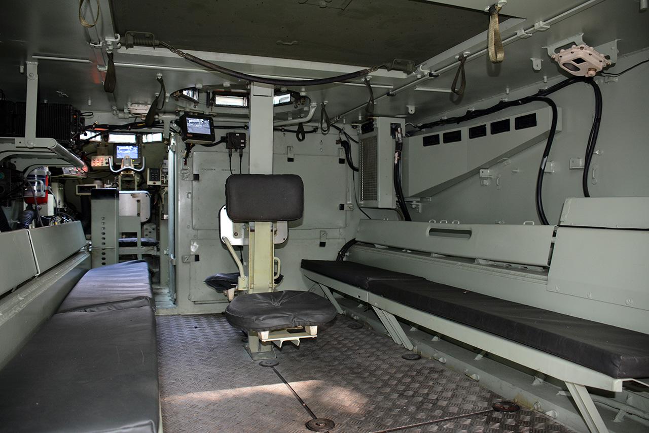 M113 CFN 135a