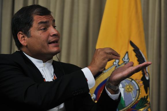 Após o impeachment de Dilma Rousseff, o presidente da Bolívia, Rafael Correa, afirmou hoje em sua conta na rede social Twitter que vai chamar de volta o representante do país no BrasilImagem de Arquivo/Agência Brasil