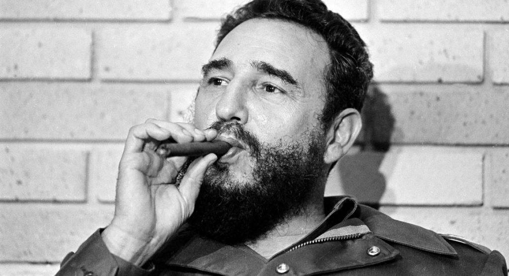 Fidel, em 1974