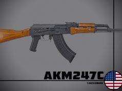 AK-47 made in USA - photo IO INC