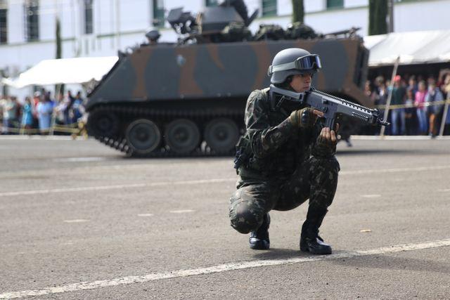 13º BIB comemora o Dia da Infantaria - Forças Terrestres - ForTe 9c873614392