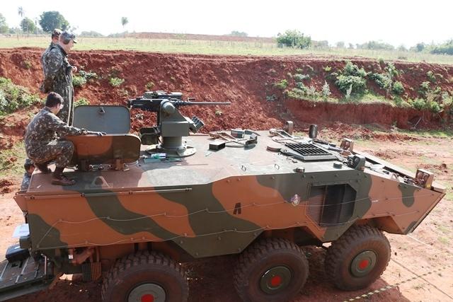Guarani equipado com o REMAX