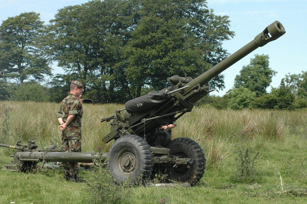 M119 Light Gun de 105 mm