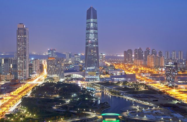 Songdo, Coreia do Sul