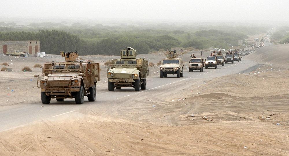 Forcas leais ao governo do Iêmen cercam área ao sul da cidade de Hodeida