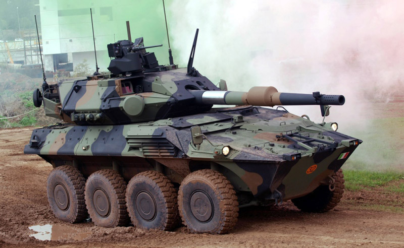 Iveco Defense Vehicles Centauro II