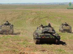 Leopard e M113 do EB
