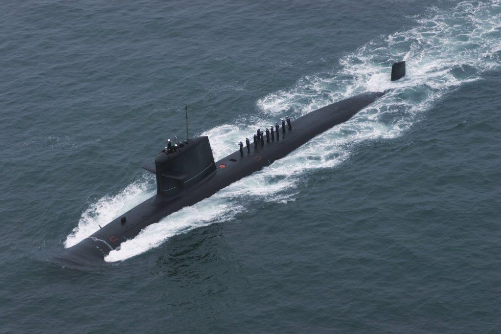 Submarino Scorpene, semelhante aos S-BR do Prosub
