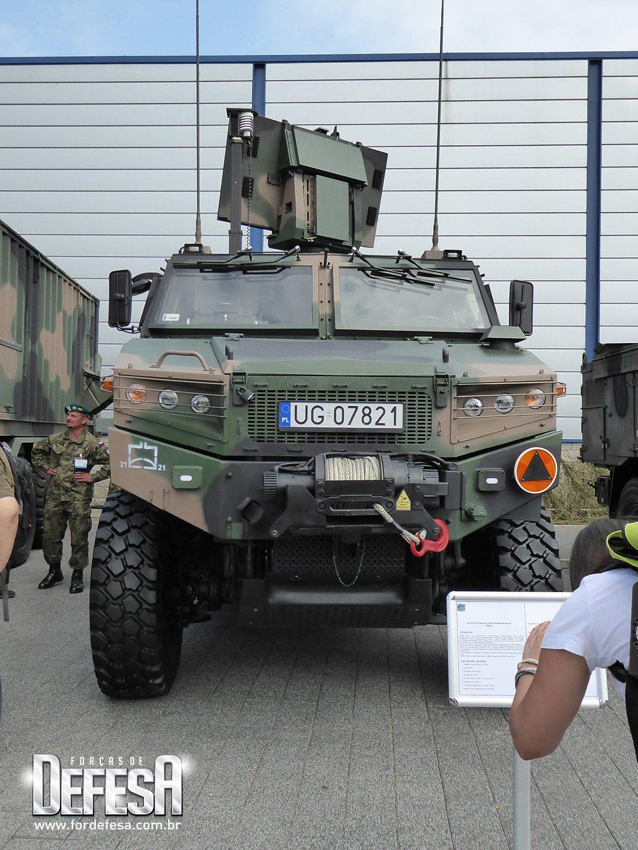 Radar móvel Bystra