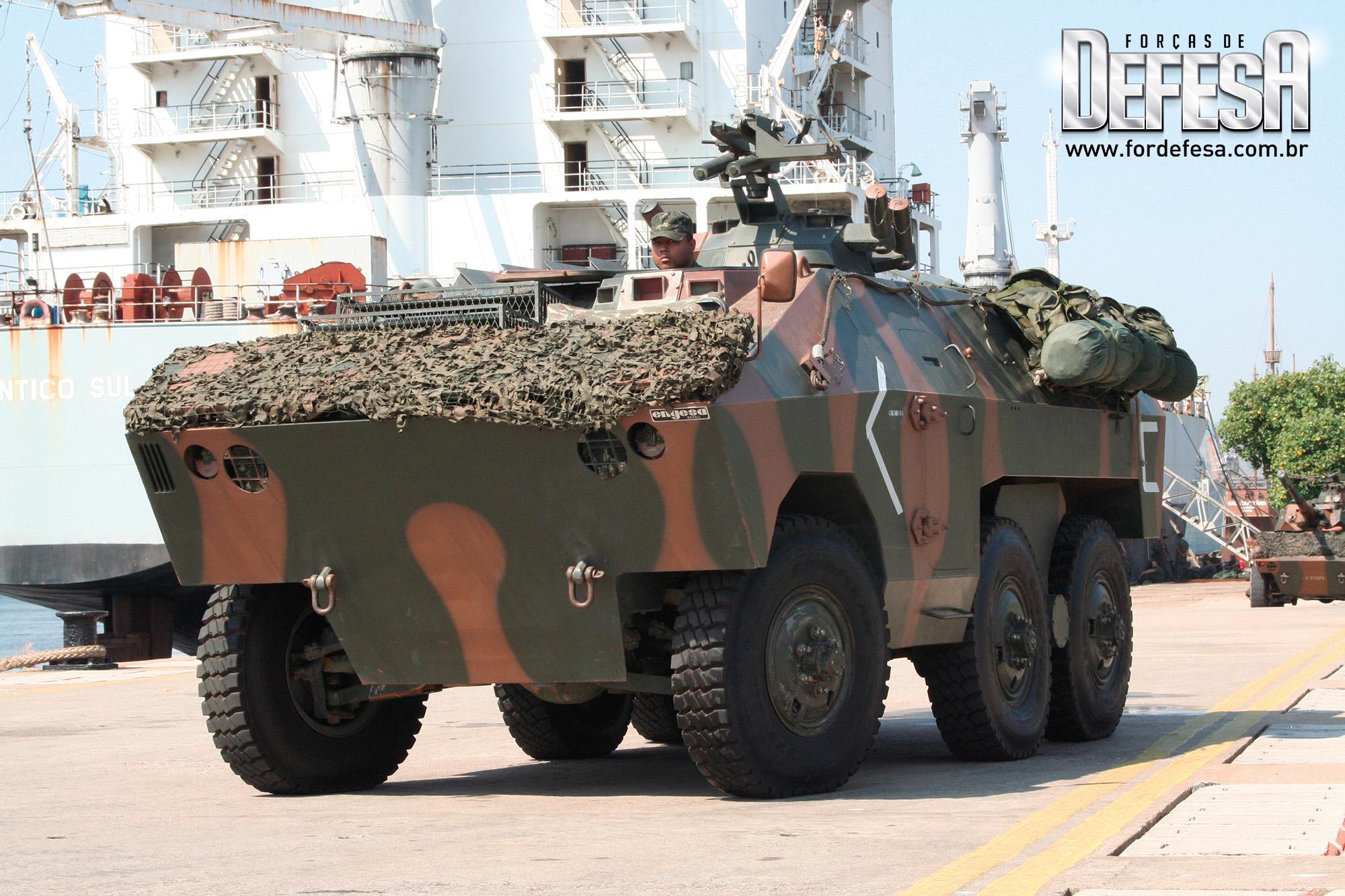 Operação Atlântico em setembro de 2007