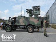Poprad Air defence launcher
