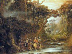Passagem do Chaco, óleo sobre tela de Pedro Américo