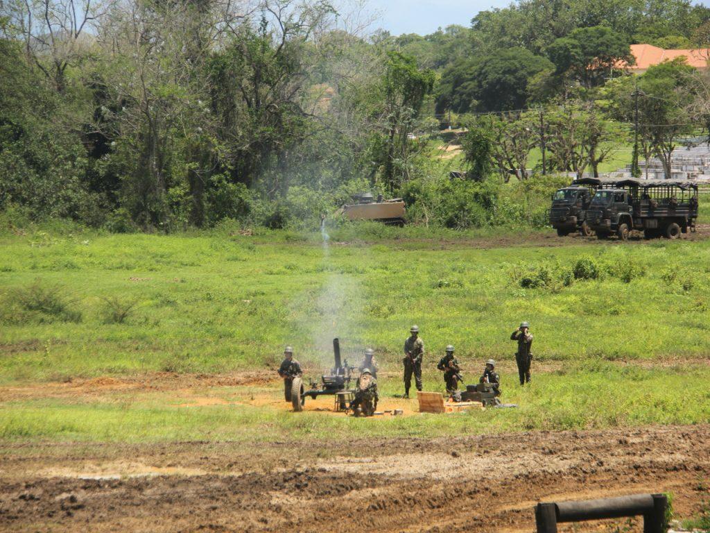 EJÉRCITO BRASILEÑO - Página 28 Demonstra%C3%A7%C3%A3o-de-poder-de-fogo-na-Manobra-Escolar-da-AMAN-3-1024x768