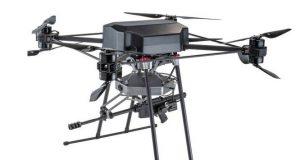 Drone armado da Duke Robotics