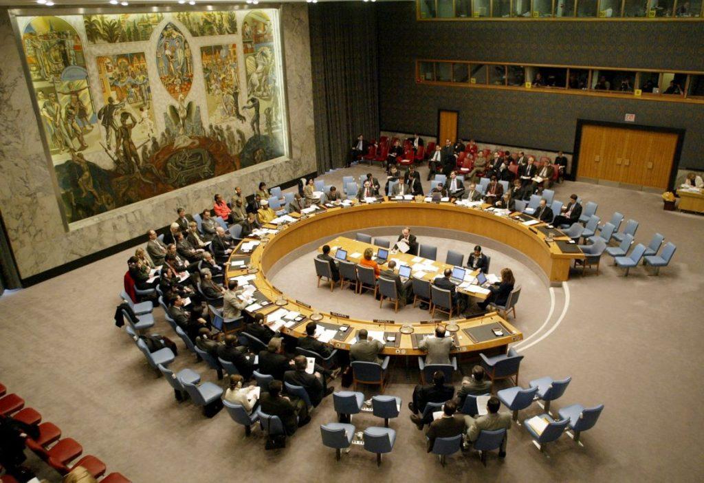 Conselho de Segurança do ONU