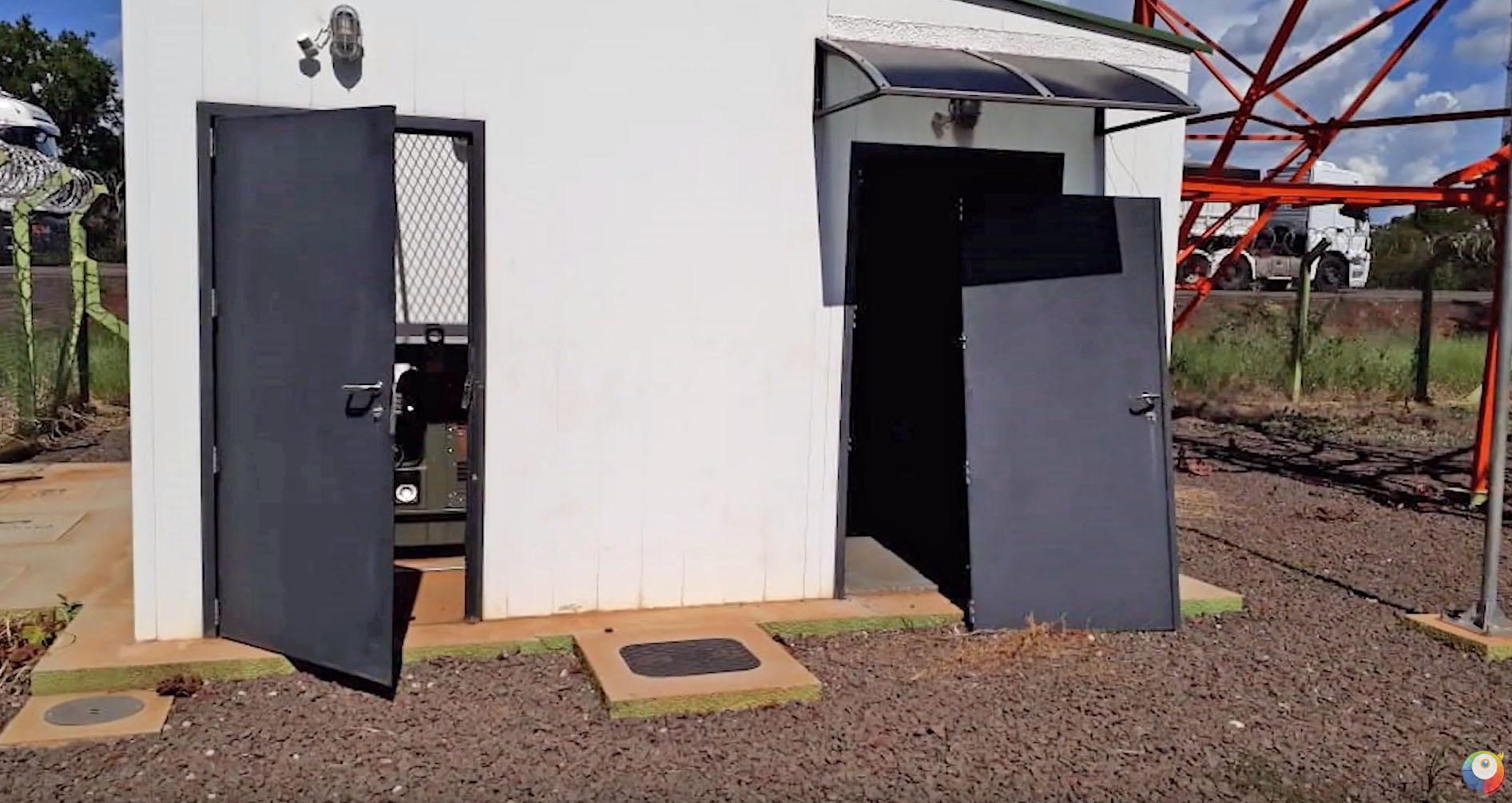 Resultado de imagem para Torre do Exército que faz parte do Sisfron é alvo de ladrões na BR-163