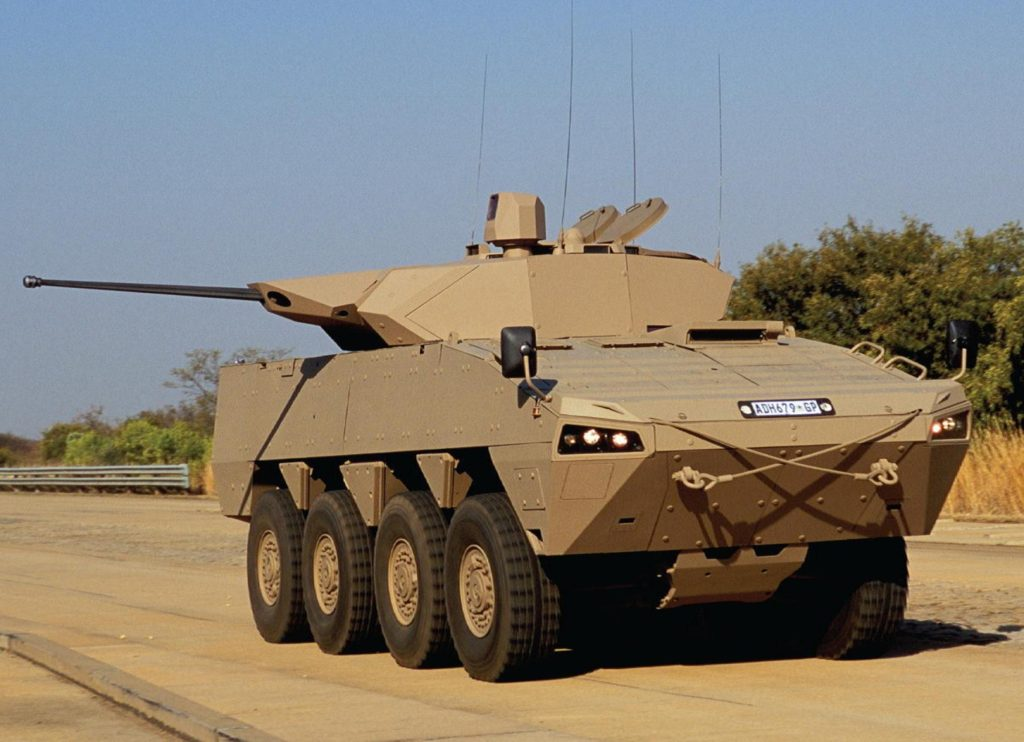 Denel Badger IFV