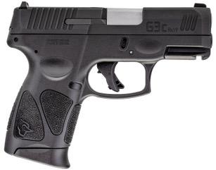 Taurus lança pistola compacta G3c nos Estados Unidos - Forças Terrestres 10